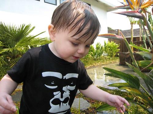 sprinklers, water play, baby, babies, toddler IMG_3697