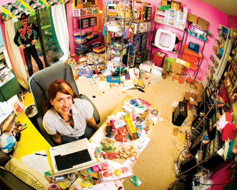My Name Is Jennifer And I Am A Craft Supply Hoarder