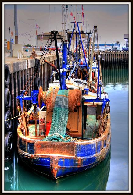 Portavogie Trawler