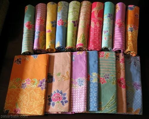 JUAL KAIN BATIK ENCIM PEKALONGAN ONLINE  kain batik