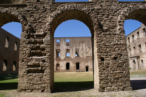 Schloss in Borgholm - Castle Borgholm: 16th century