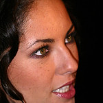 Actress Barbara Mori