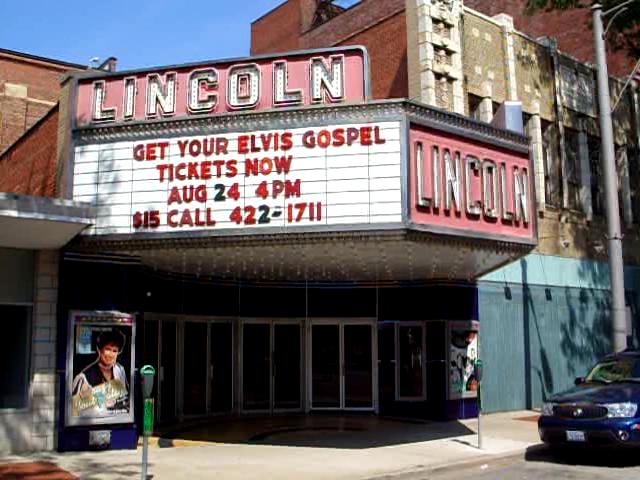 Video: Decatur Illinois' Lincon Theatre Smile Rock