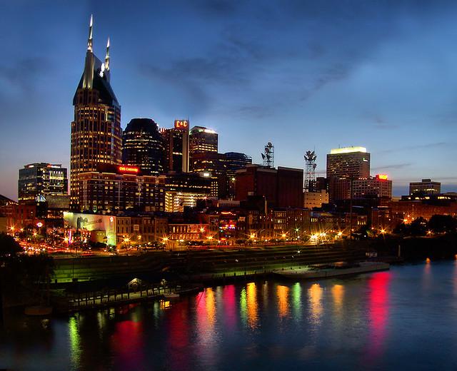 Nashville Lights Flickr Photo Sharing