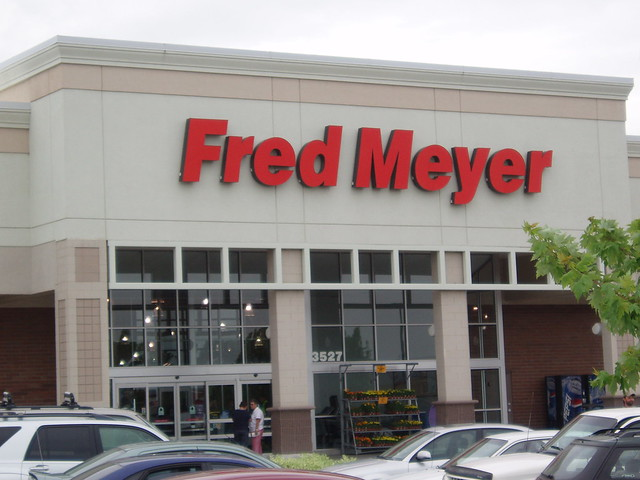 Fred Meyer Boise Idaho This Store Opened On February
