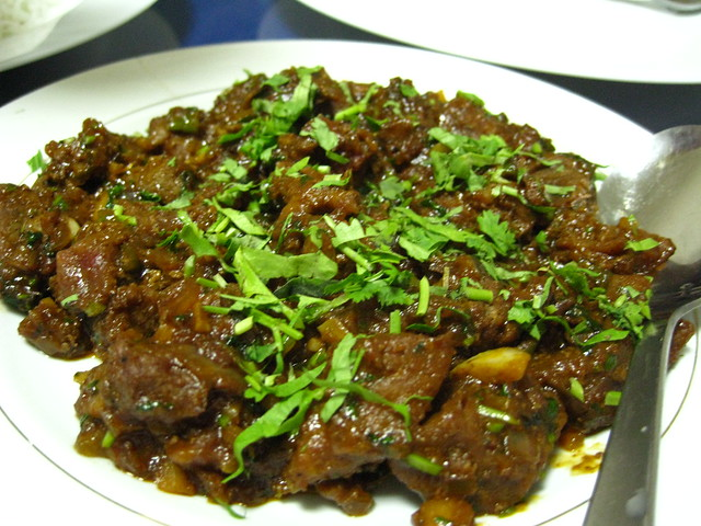 Beef manchurian | Flickr - Photo Sharing!
