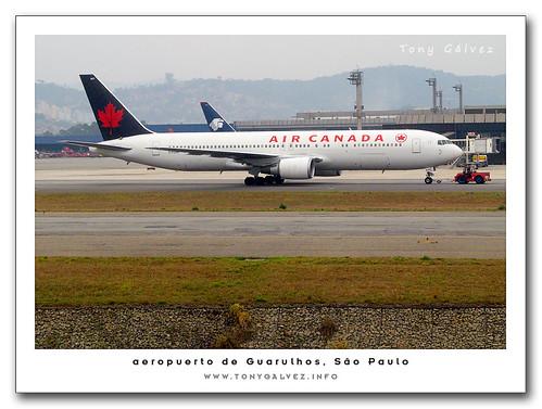 Air Canada is back to Rio de Janeiro