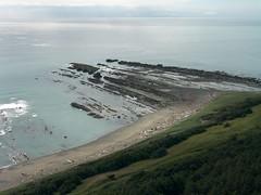 reservoir, sea, ocean, bay, shore, terrain, aerial photography, spit, coast,