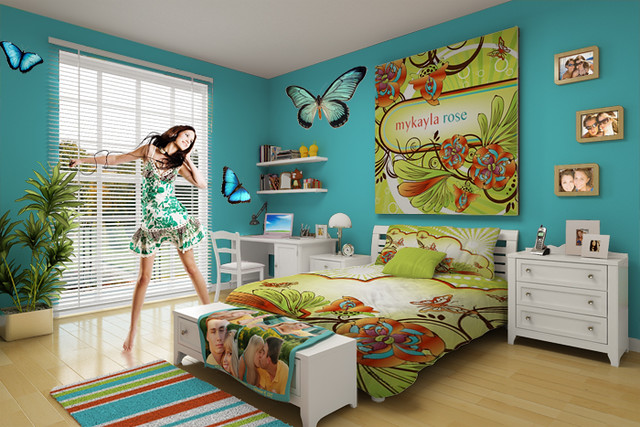 Photo for Butterfly themed bedroom ideas