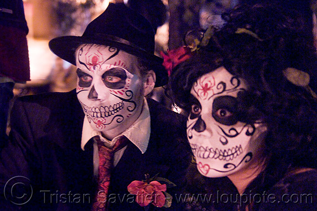 day of the dead couple - photo #43