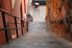 Exorcist Steps!
