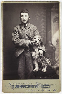 A Man with a Dog