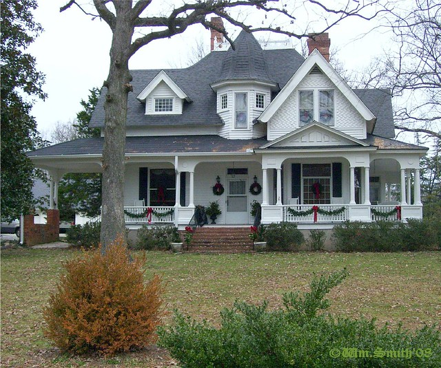 Victorian Style Homes A Gallery On Flickr