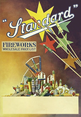 Epic Fireworks - Classic Standard Fireworks Posters