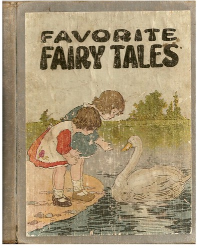 vintage Fairy Tales book cover