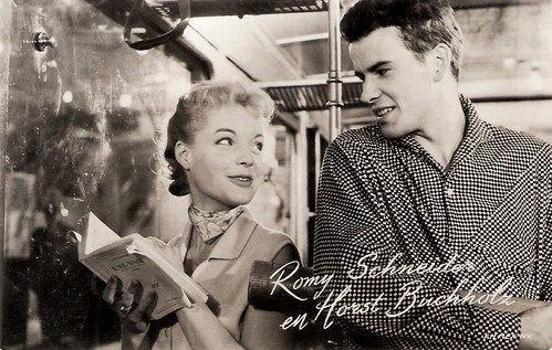 Romy Schneider, Horst Buchholz