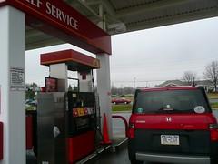 automobile, automotive exterior, filling station, vehicle, transport,