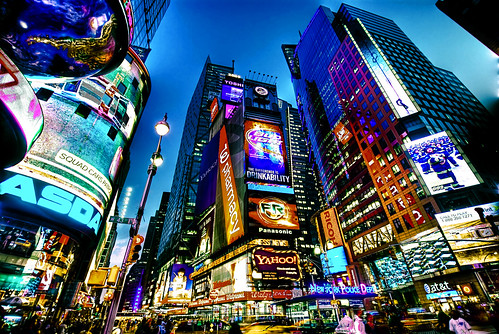 Visiter time square new york for Things to do on times square