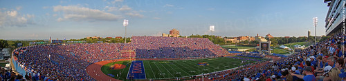 autostitch panorama game night evening football lawrence stadium saturday panoramic september ku kansas 2009 footballgame 1000views nightgame kansasuniversity ncaafootball collegefootball universityofkansas douglascounty big12 1stquarter kansasjayhawks kansasfootball kufootball september2009 kujayhawks kivistofield kansasmemorialstadium 2009footballseason kansasjayhawksfootball kansasnortherncolorado
