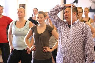 Latin Seminar by Jarmo Nuutinen » 29.04.2011 @ DanceAct