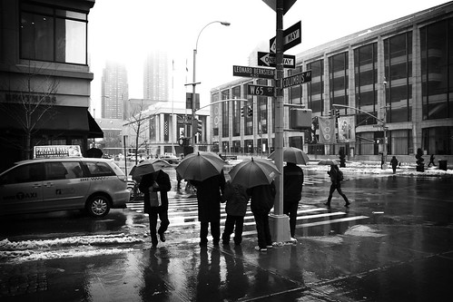 NYC Umbrellas
