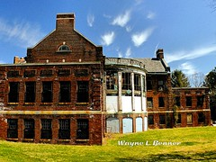 Norristown State Hospital.
