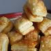 Bite-sized Puff Pastry Sandwiches by Renée S. Suen