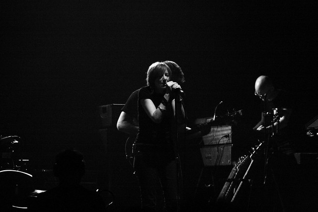 Portishead - Le Zenith - 05/05/2008 - Paris