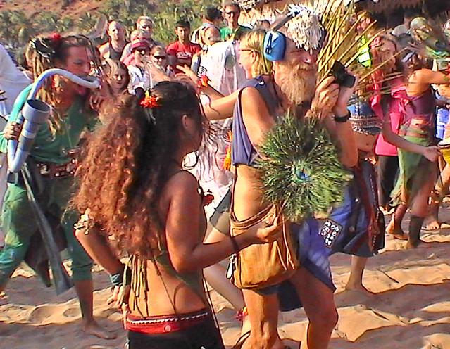 Hippie Carnival Arambol, Goa