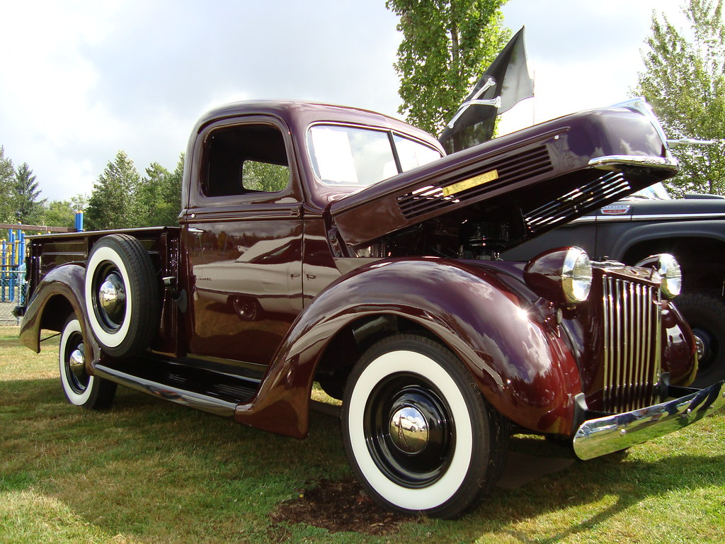 1940 ford 3 4 ton pickup truck flickr photo sharing. Black Bedroom Furniture Sets. Home Design Ideas