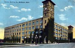 Amazon Knitting Factory