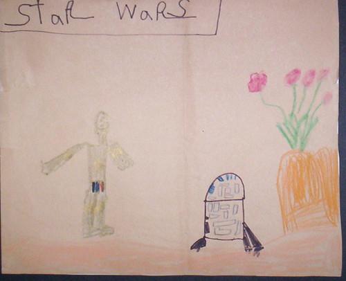 Look sir - droids!