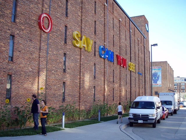 Header of American Visionary Art Museum