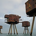 Shivering Sands sea forts