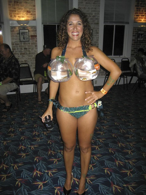 Homemade Bikini Contest