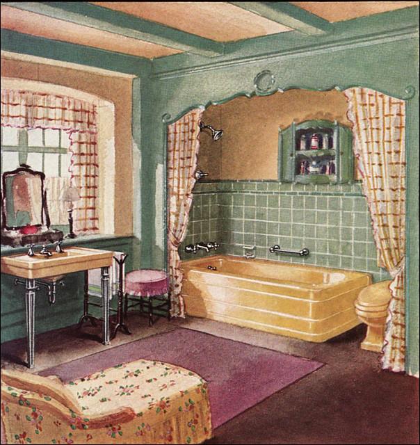 1930 crane bathroom flickr photo sharing
