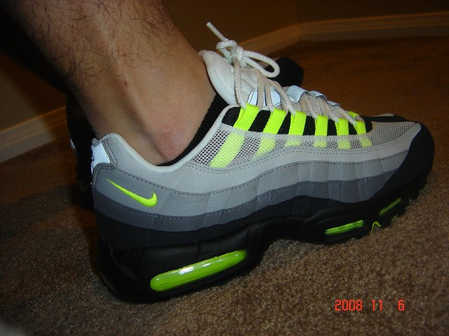 763366afee air max 95 lime green grey cheap > OFF45% The Largest Catalog Discounts