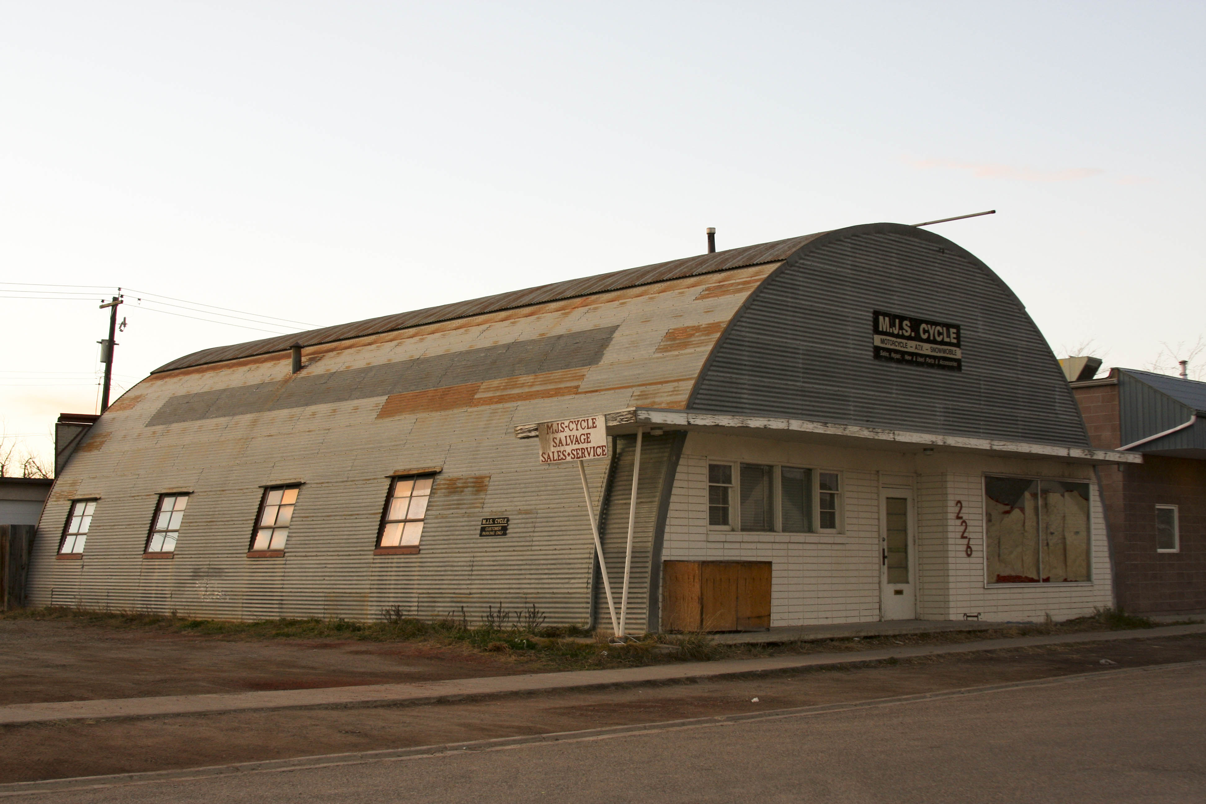 Quonset hut building quonset hut building recently for Quonset hut