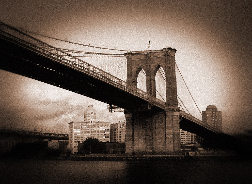 Brooklyn Bridge Circa 2000