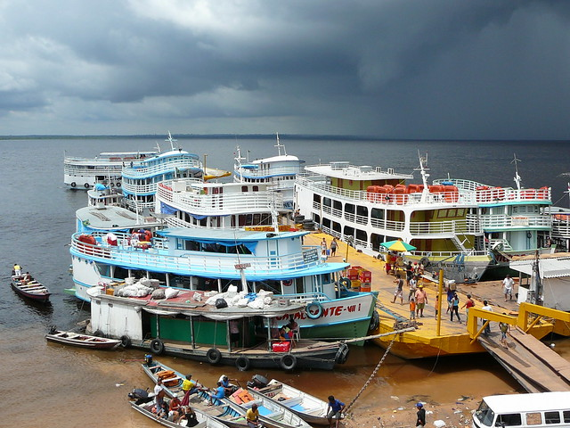 Porto de Manaus - Amazonas