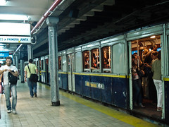 An old metro ~ Buenos Aires.ARG