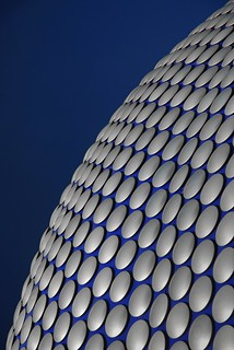 UK - Birmingham - Bullring abstract