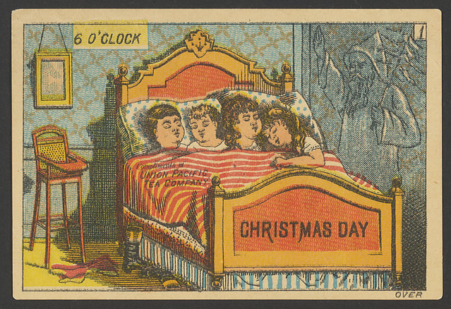 Union Pacific Tea Company XmasCard 1