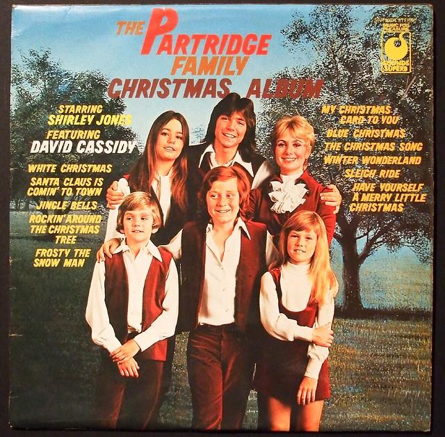 The Partridge Family Christmas Album