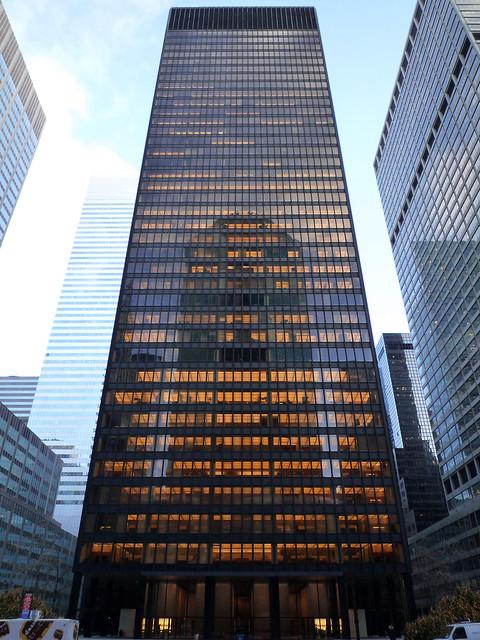 Seagram Building Flickr Photo Sharing