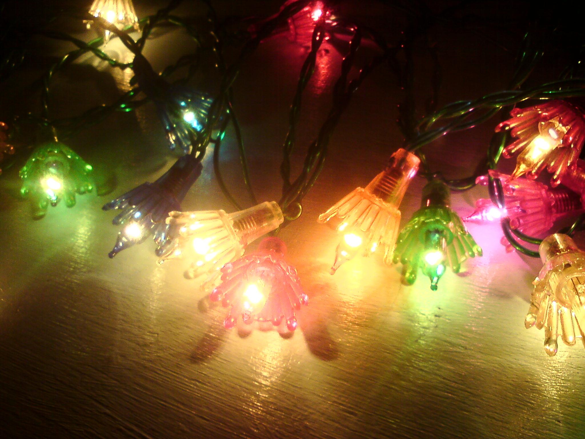 Vintage Fairy Lights Flickr Photo Sharing