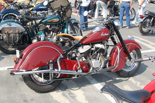 Indian V-Twin