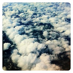 Photograph: Spotted Clouds