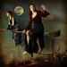 Witches On Their Ways by Chris_ti_ane