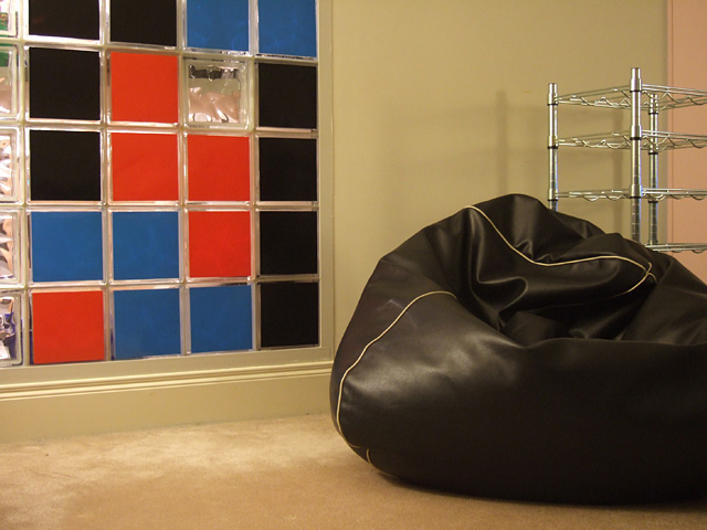 Living room Tetris